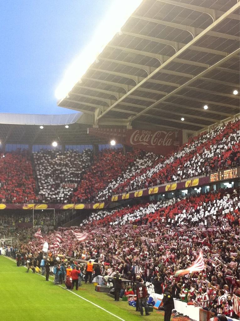 RT @AranaMikel: Grande el Athletic y grande San Manes!!!! Zorionak!!!!! http://t.co/tfdpZp1H