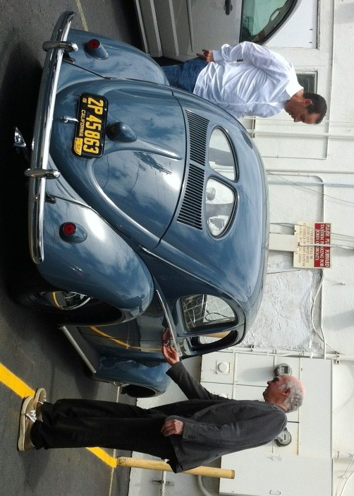 Here's a clue: A 1952 VW. http://t.co/wKwpSlBa