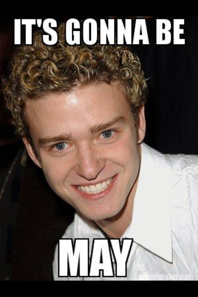 Two of my favorite things- @ZackRyder and N'Sync! RT @ZackRyder: It's gonna be May... http://t.co/3hPzPUKR