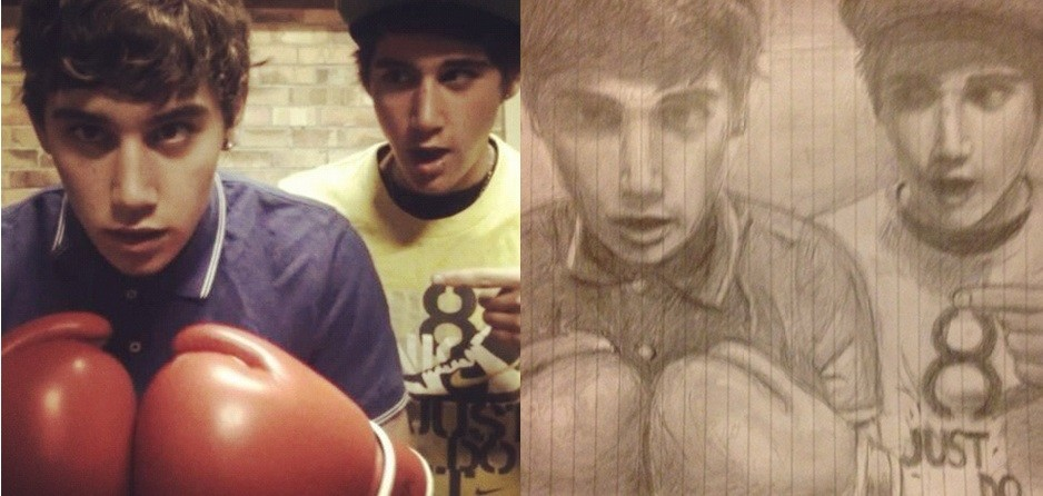 @JaiBrooks1 @luke_brooks look at my drawing of you two! http://t.co/QcDloEz5