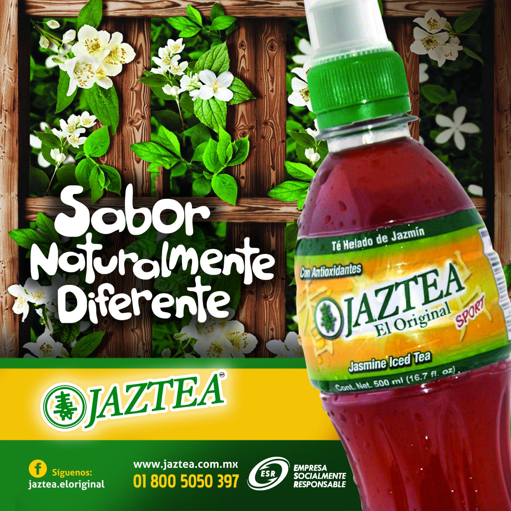 JAZTEA!!!  EXCELENTE INICIO DE SEMANA!!! http://t.co/4axb2tld
