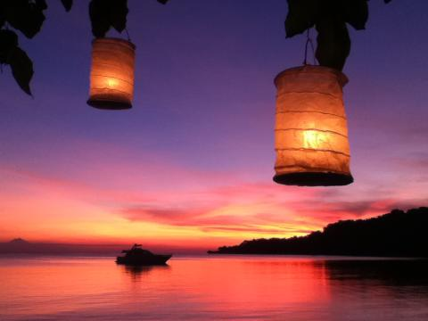 My favorite sunset at Moyo island, Sumbawa #hiddenparadise http://t.co/EF1Qkv8H
