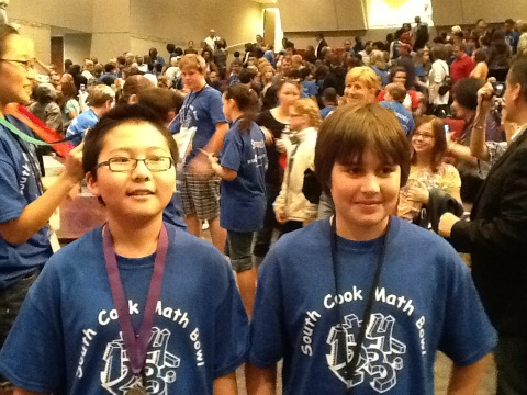 Ken placed 6th at math bowl. 5th grade, individual. http://t.co/0dV91ndy