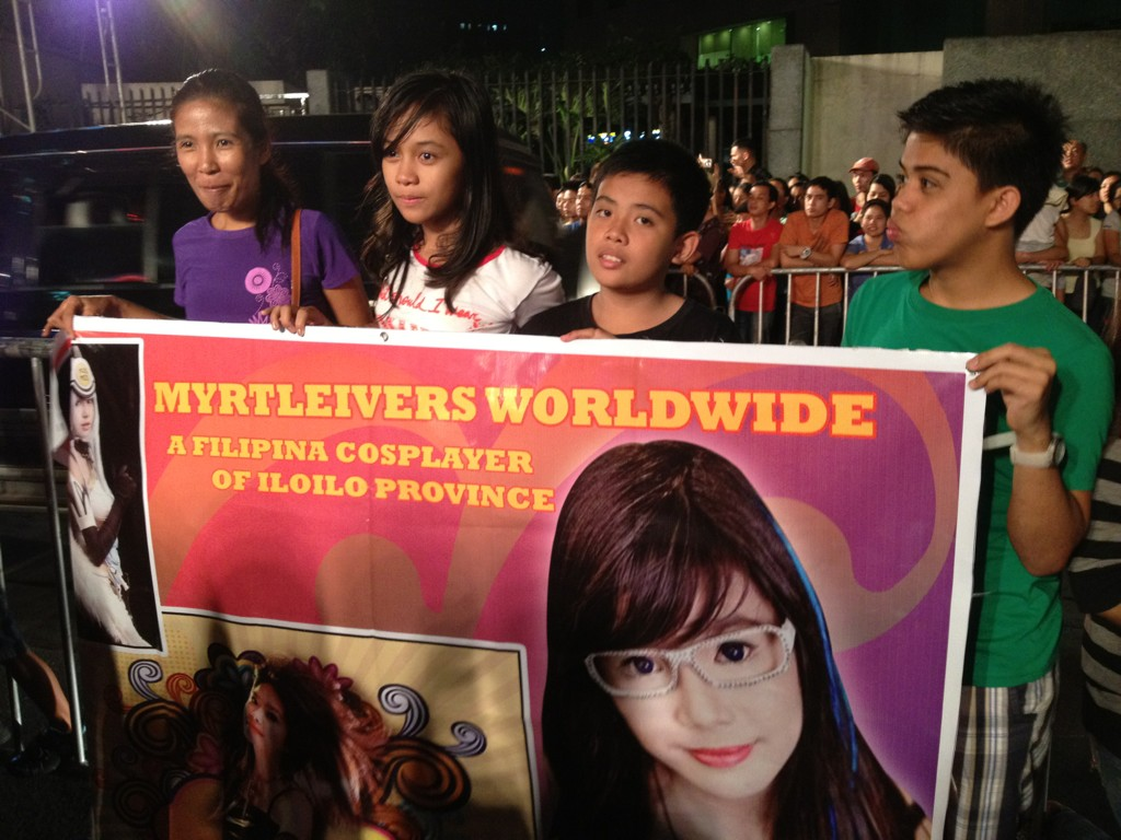 GO MYRTLE I KNOW YOUR SAFE TONIGHT :) @OfficialPBB4 #PBBEvictionNight #SaveMyrtle http://t.co/LK5avubL
