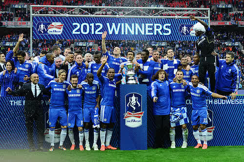 For crossing over 600th tweets ????????? S/O goes out 2@chelseafc #Team Chelsea for ニ?e FA Cup Victory,? guys rock :D http://t.co/bV23uXF1