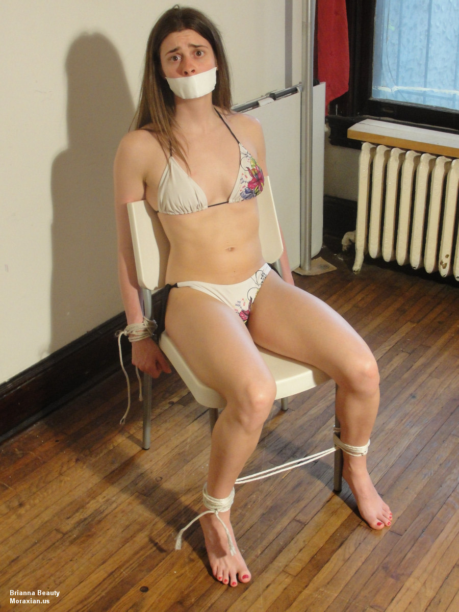 tied up girls in bikinis for sex
