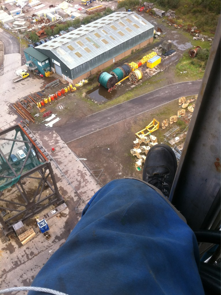@antanddec   The view from the top of my emm....stairs?  #viewfromthetopofmystairs http://t.co/WuRQUu4z
