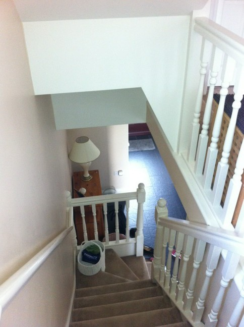@antanddec not sure why or when it's trending but here's #topofmystairs http://t.co/BR2BHc1c