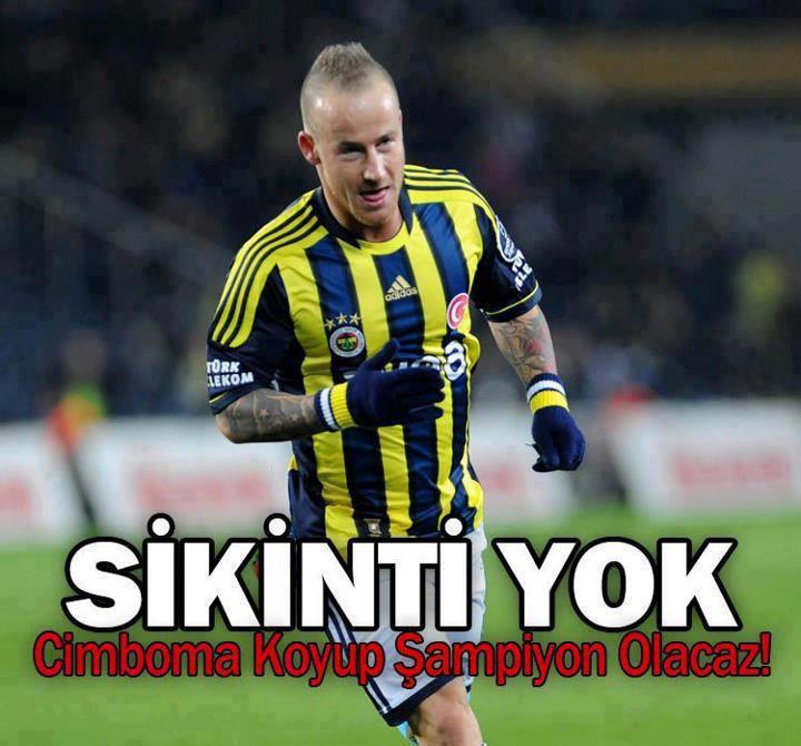RT @liderfenerbahce: Stoch : 'Sikinti Yok. Cimboma Koyup ?ampiyon Olacaz' http://t.co/iwcJQ5gP