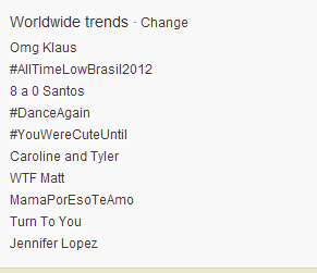 'Omg Klaus' trending worldwide in FIRST @JosephMorgan @julieplec @kevwilliamson http://t.co/8FqmVCn9