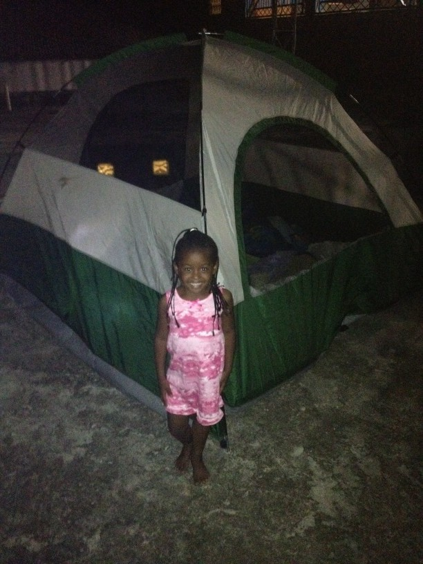 Dad, Jman and Ava...camping! http://t.co/KAR4uZbo