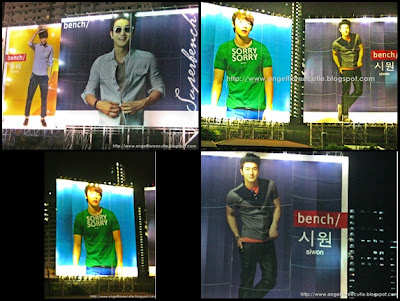 #SPERBCH #SiHaeLovesBench Billboards at Guadalupe http://t.co/hD4DJFK9