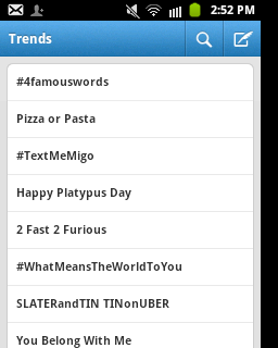 @migoiscool hooo top 3 trending ;)) http://t.co/gW5kGQqY
