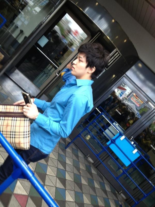 RT @Cho_Sungmin137  ซองจิน >< '@rena931015: 120512 #SS4Tokyo SungJin٩꒰ ๑′◡͐`꒱♡ (cr:haruka__817) http://t.co/qEfWp0nH