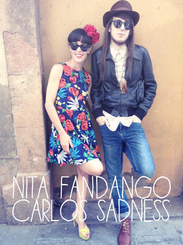 """@CarlosSadness: Nita Sadness and Carlos Fandango. Sister @NitaFuel :) http://t.co/Rq9eVkPwAd"" ❤❤❤you!!!!"