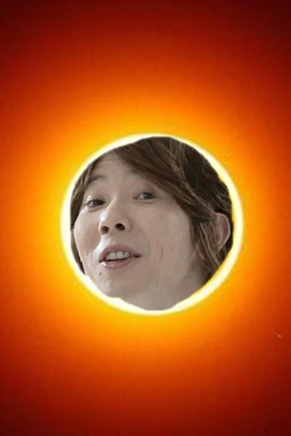 川越シェフが金環日食してたときの画像ください http://t.co/imbQRWol