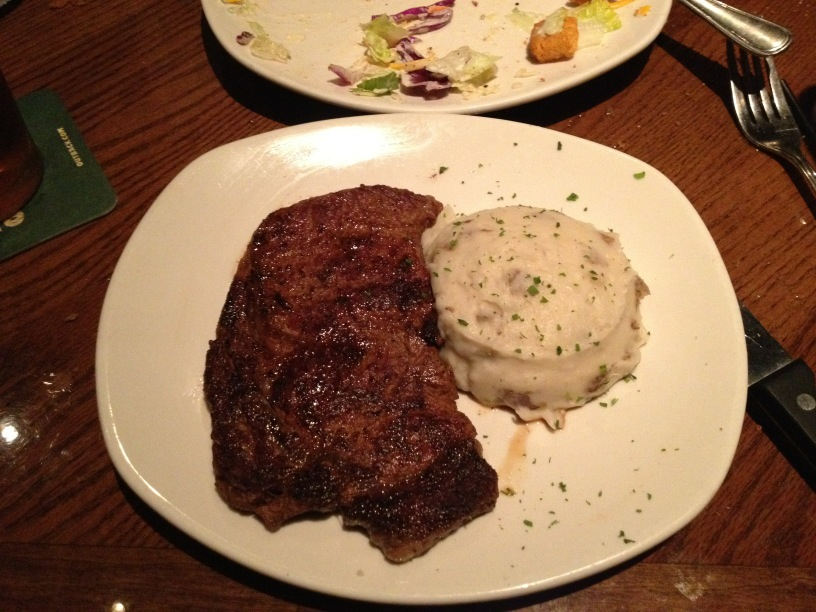 Good sign of things to come...Outback Steak shaped like Mississippi! Home of the CWS bound @DSUBaseball http://t.co/kmGb2Wn0
