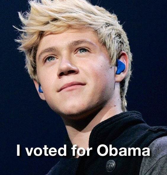 @NiallOfficial         I bet you did Niall....I bet you did... :)xx #Obama #1DinCT #believe http://t.co/eeqi6dbu