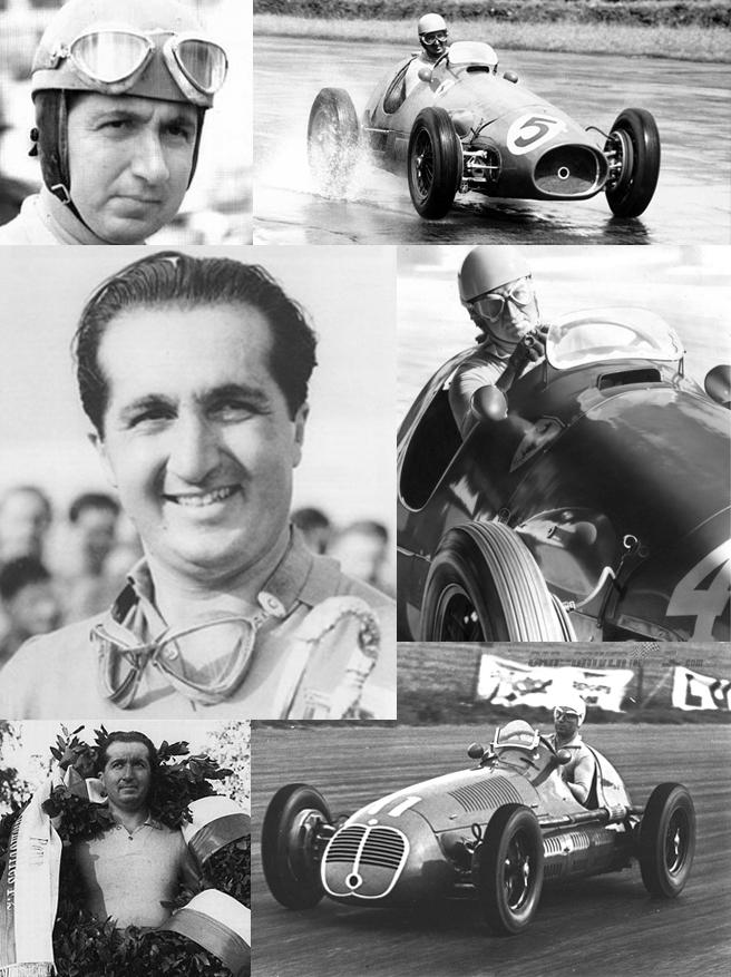 Tal día como hoy, de 1955, falleció al volante el primer bicampeón de la historia de la Fórmula 1: Alberto Ascari. http://t.co/EBUzk6dG