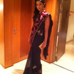 Loving Rohit Bal and Cue ensemble ! @IIFA rocks! :)