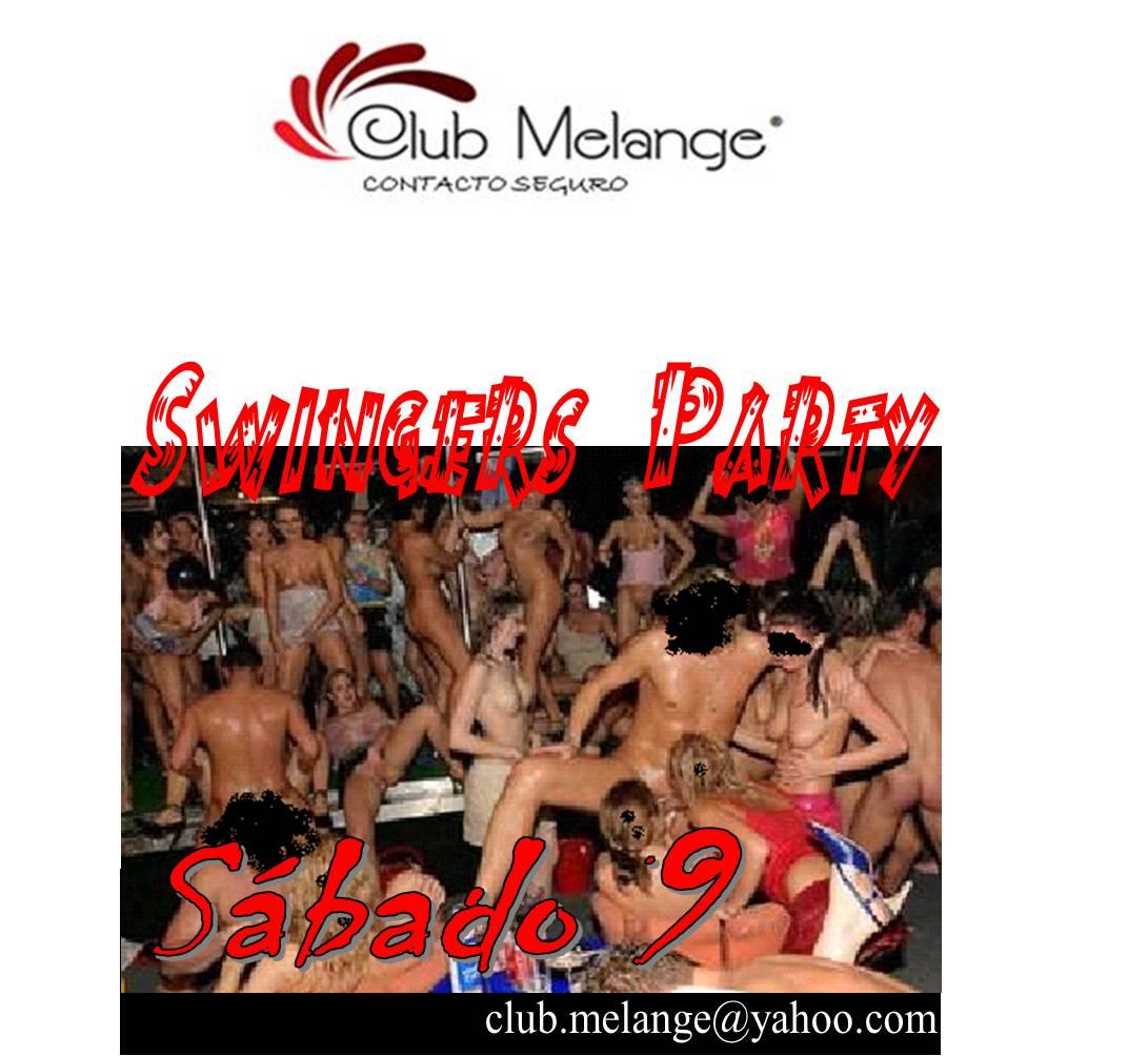 Sᅢᄀbado 9 de Junio: SWinger Fiesta en Club Melange Monterrey. Reservaciones:  club.melange@yahoo.com http://t.co/gMABL6u5