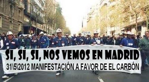'@Mineros_leon: Todos los mineros de Espaa y sus familias a apoyar el carbon #Minerosresistiendo http://t.co/BC01Y4vF' ᄀᄀVAMOS TODOS!!