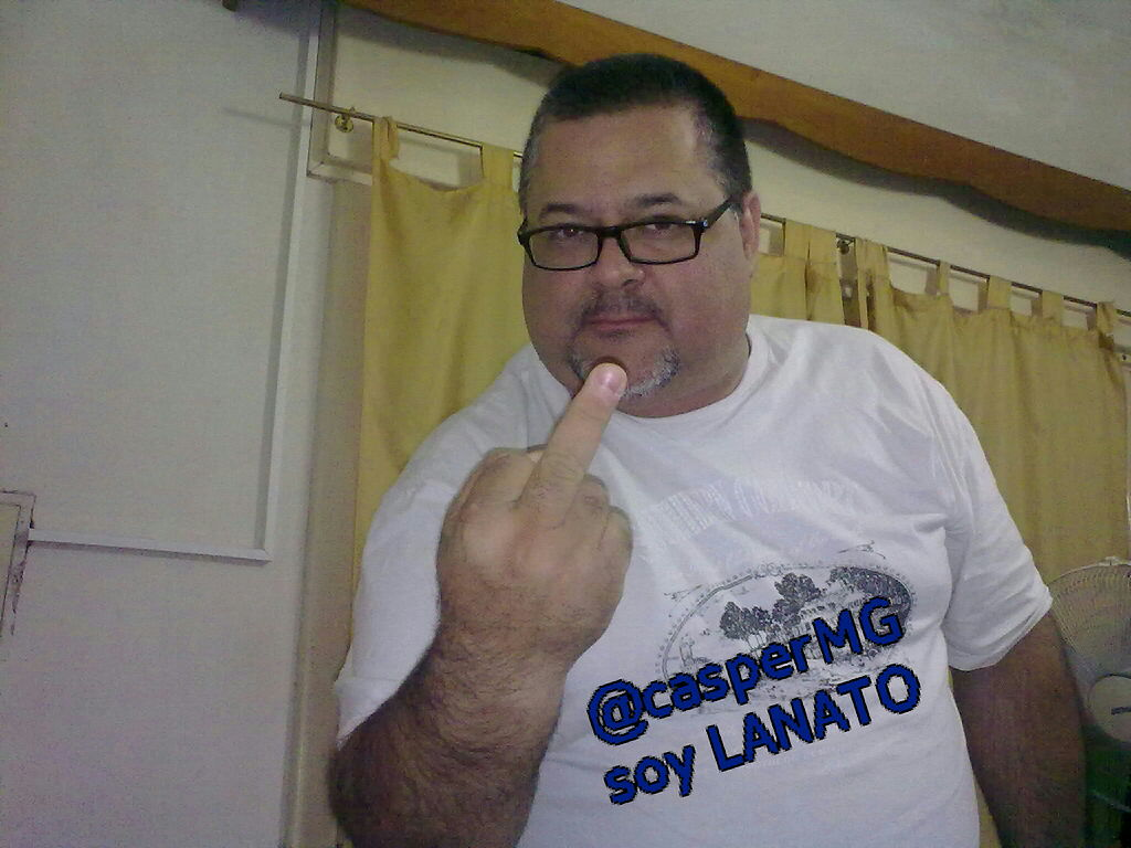 Esta foto mande a ppt@eltrecetv.com ¿Les gusta? Un amigo me dice LANATO jajaja http://t.co/Cgz1VCSB