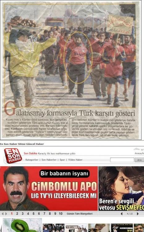 Madonna İstanbul'da ğs forması giycek diye Türkiye'dir Galatasaray diyenler imralı ve kandildekilrde gs formalı unutma http://t.co/fgGjU5KY