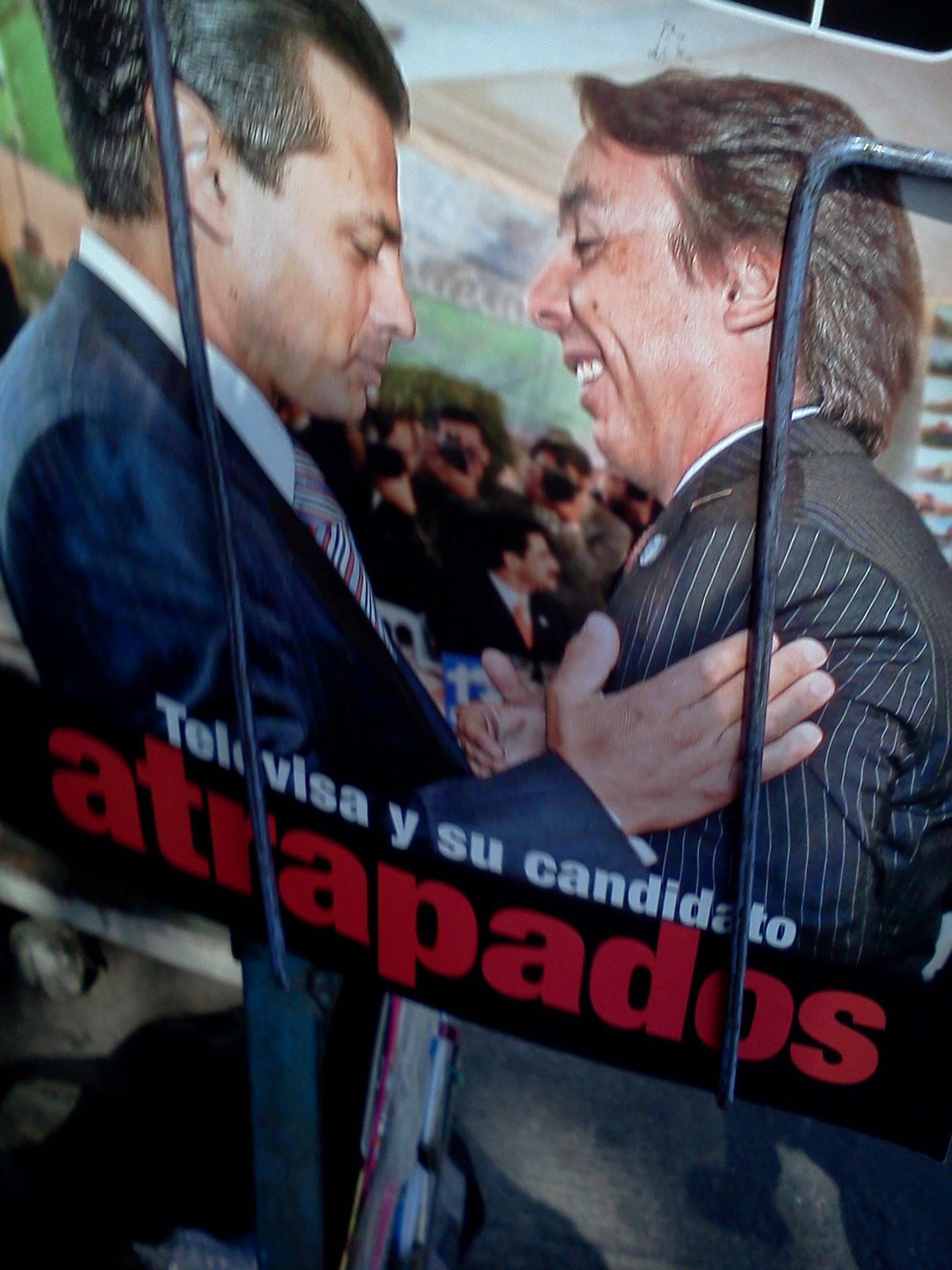 Epn=Televisa. http://t.co/2yw9M2SX