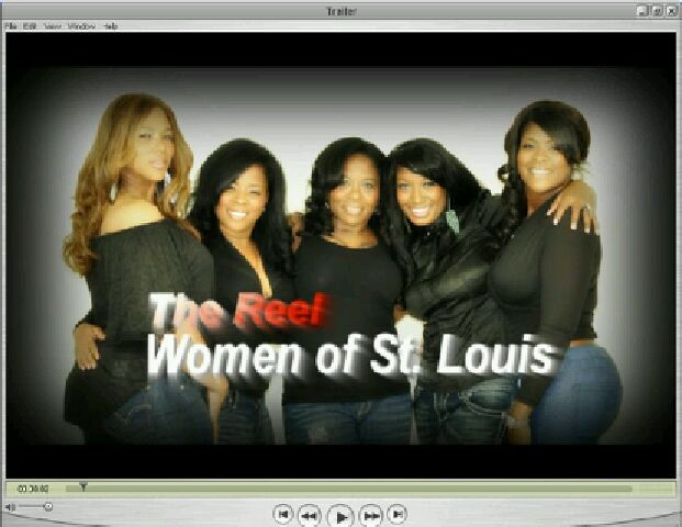 @WendyWilliams check out this new REALITY SHOW. THE REEL WOMEN OF ST. LOUIS http://t.co/ZaMVnaIi