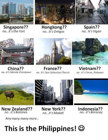 This is the Philippines,. It's more fun here! http://t.co/ESpJc3M8