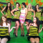 Me and my honeybees :) song sequence #vardhanayaka #Bangalore so much fun!!