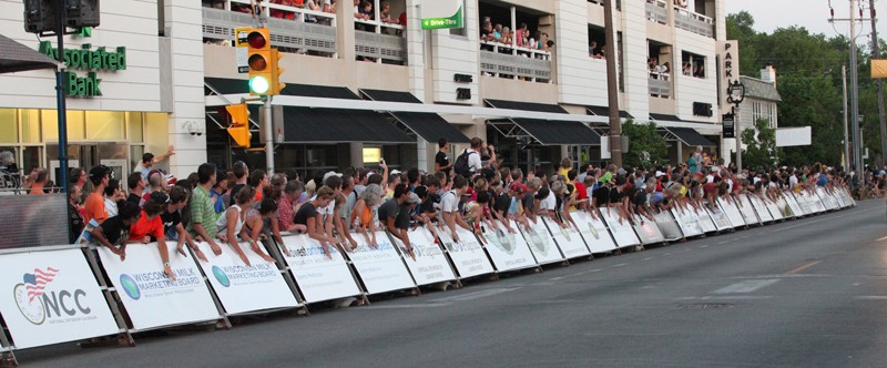 #TofAD Best fans ever. Thanks to all who cheered, screamed, board banged, horn tooted and rang bells. You rocked it. http://t.co/xizmDX2E