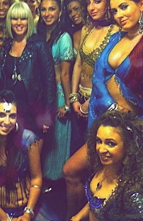 Danielle bottom right http://t.co/xQWxuySc