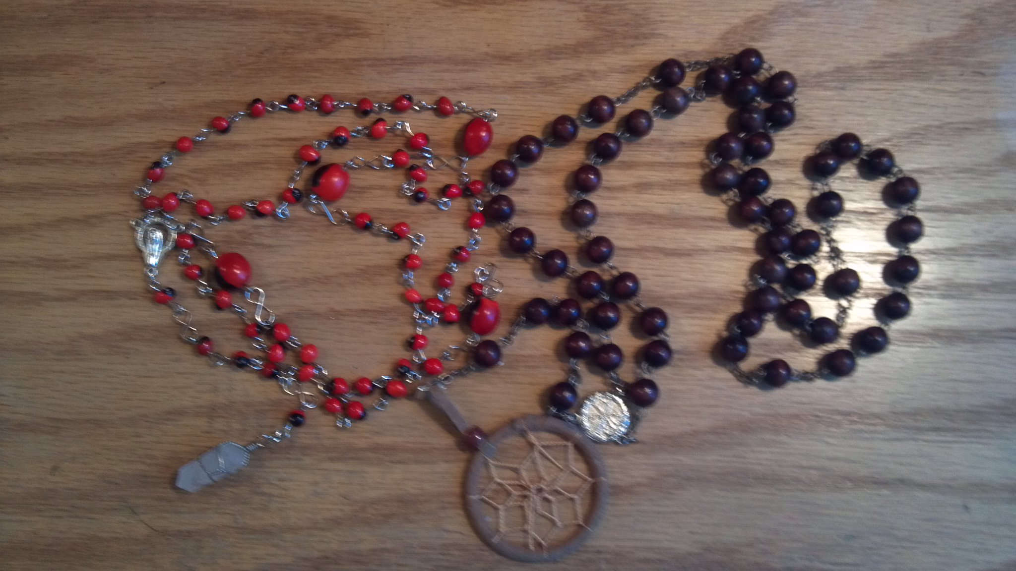 My version of prayer beads... http://t.co/1xCF16Oa