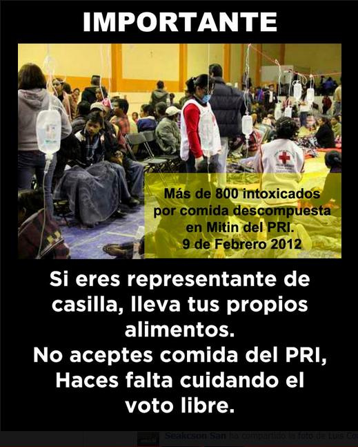 RT @taller2006: PARA LOS REPRESENTANTES DE LOS PARTIDOS  NO OLVIDEN LLEVAR SU COMIDA ACUERDENSE DE ÈSTO #EresPeorQue  #AMLOGanaráPorque  ...