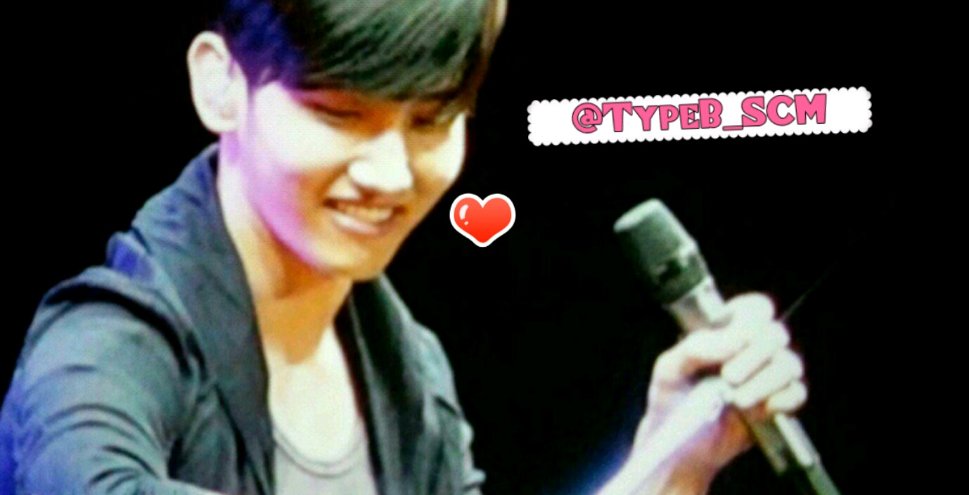 RT @OnlyMinMin: ♥ RT@TypeB_scm 120630 Fanmeeting in SAITAMA- Isn't he lovely~☆ Isn't he wonderful~☆ Isn't he precious~☆ http://t.co/HPl6W3wJ