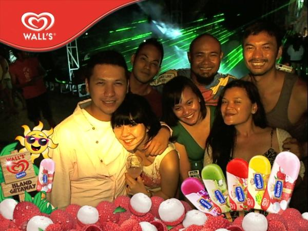 "is enjoying music and partying at #WBISLANDGETAWAY ! ""Taken with Samsung Smart Camera"" http://t.co/MMaaYmuP"