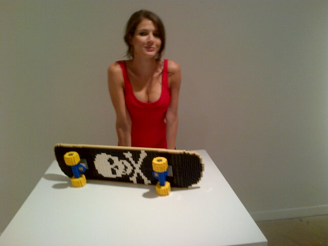 Lego Land has nothing on life size pieces. http://t.co/4jCy7QC6