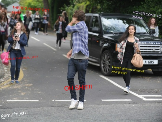 Oh Poor Hazza! http://t.co/Tbv5GAHC