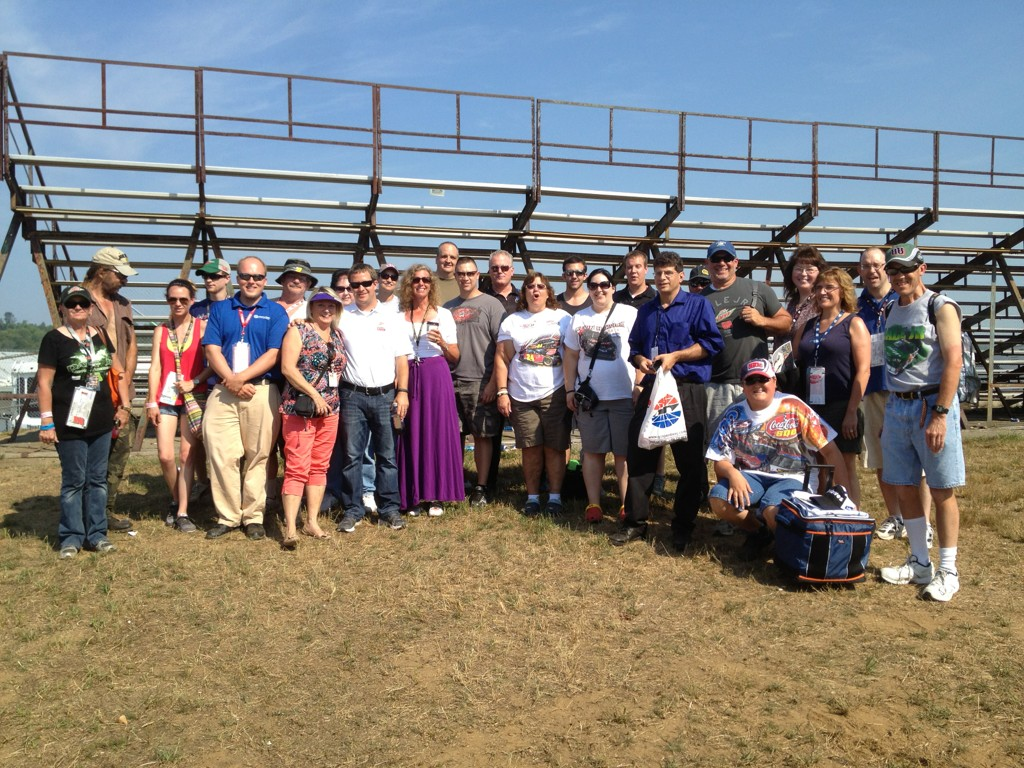 #NHMStweetup #NASCAR tweetup photo. Thanks everyone for coming out. See you in September @NHMS http://t.co/bNp9JrpL