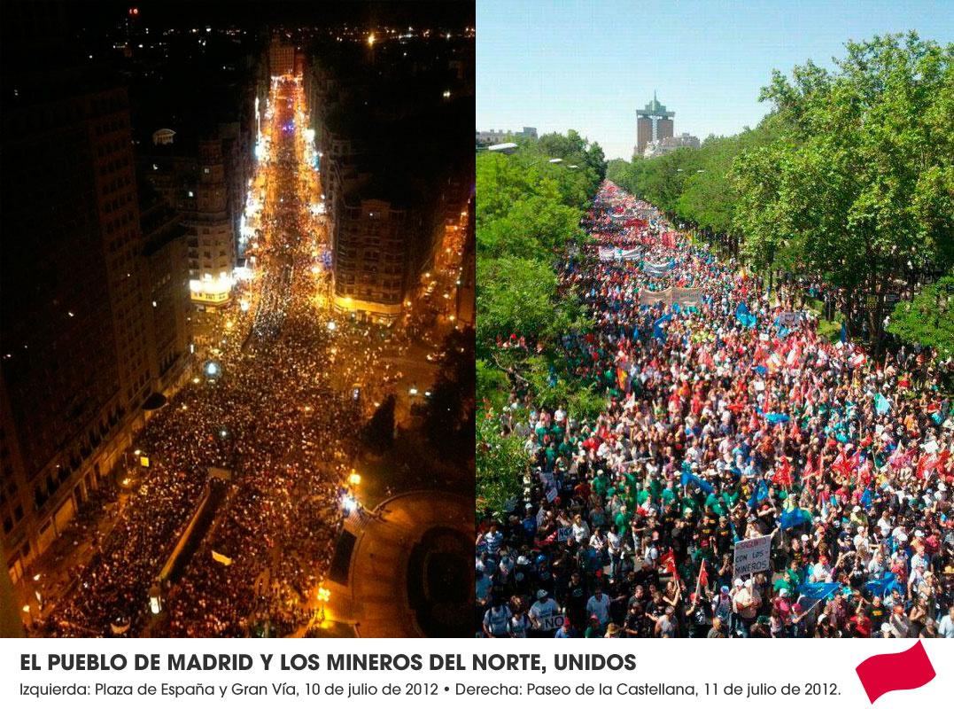 RT @ciudadfutura: La imagen de esta semana no la protagonizan 'polis buenos' ni 'polis malos', sino los trabajadores en lucha. #19J http ...