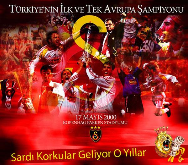 Türkiye'nin ilk ve tek Avrupa şampiyonu! '' Sardı Korkular Geliyor O Yıllar '' http://t.co/nhMd3fue