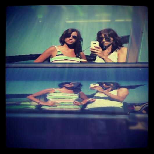 Tarde de playa con @TamTemTim http://t.co/UmXhdKP3