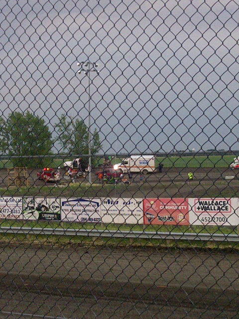 RT @R_Dis: Trouble at the dirt track. http://t.co/9PwrmHxN
