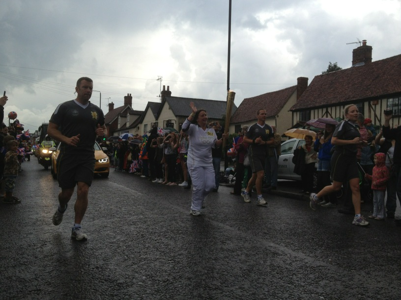 The torch in Stansted Mountfitchet http://t.co/R4TU1IRd