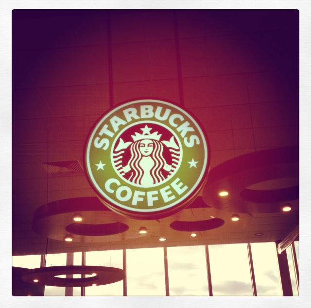 Starbucks coffe ☕ http://t.co/5I9ZssKH