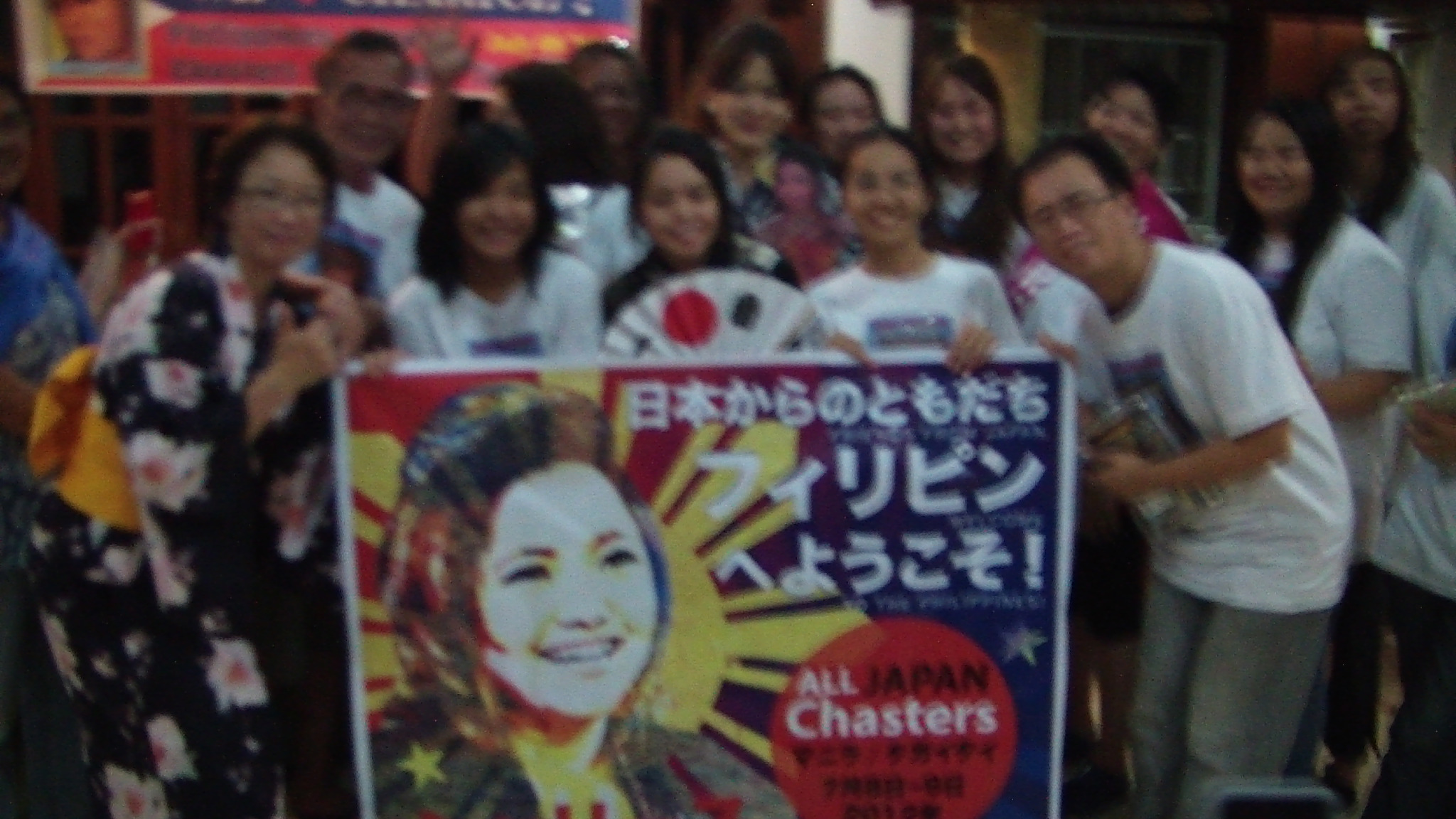 AJC visit to Philippines July 7-9, 2012 proves that Chasters love Chasters who love Charice who loves Chasters. Weh? http://t.co/t0Dr7f3B