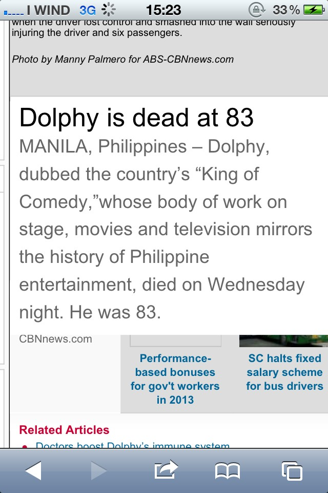 RIP Dolphy ✟ http://t.co/UnRJ2Qlp