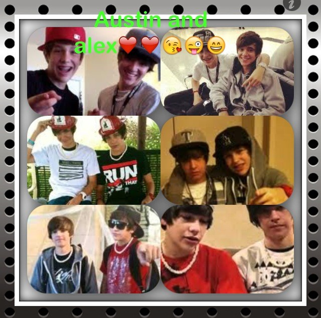 @AustinMahone @AlexConstancio7 #shootusdown2yearanniversary I love you guys I'm proud of you two you have come so far http://t.co/YvXKsIru